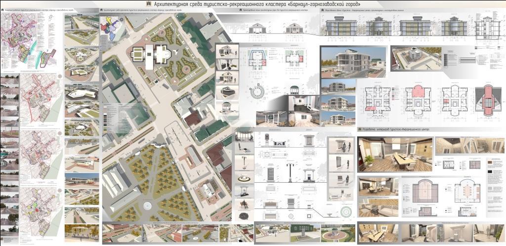 Дипломный проект по архитектурному дизайну 9451